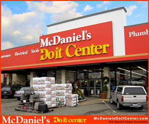 McDaniels Do It Center is located in beautiful Snohomish, Washington.