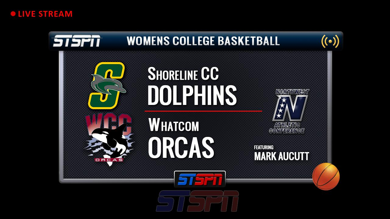 Shoreline CC (WA) Whatcom CC (WA) Women's Basketball