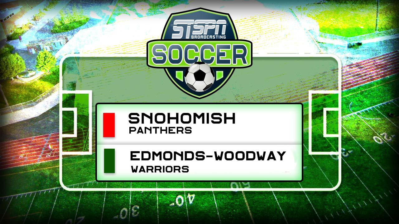 Edmonds-WdWy at Snohomish Boys Soccer